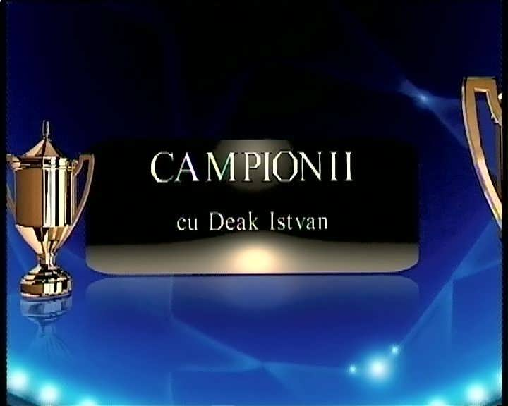 Campionii 24 februarie 2015