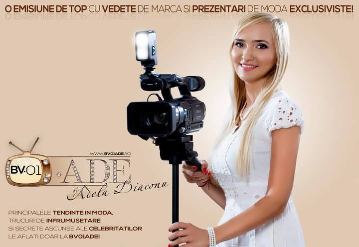 BV 01 ADE ediţia Top Model Romania